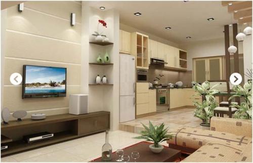 Giải pháp bài trí nhà chung cư hợp phong thủy với chủ nhân